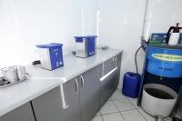 Mycie ultradzwiękowe podzespołów diesel Warowny ryki