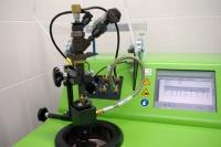 Testowanie wtryskiwaczy EPS 200 Warowny ryki