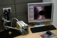 Badanie uszkodzonych cześci wtryskiwaczy mikroskop Warowny Ryki