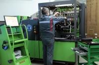 EPS815 testowanie pomp wtryskowych