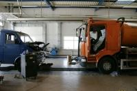 Auto Service Warowny naprawa bus ciężarowe