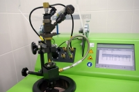 ESP200 testowanie wtryskiwaczy