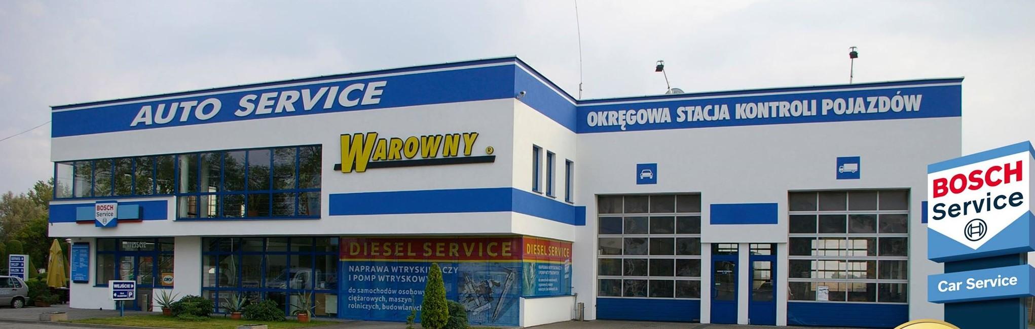 Auto Service Warowny Sp. J.