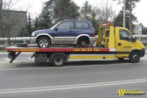 Pomoc Drogowa Transport Ryki iveco daily
